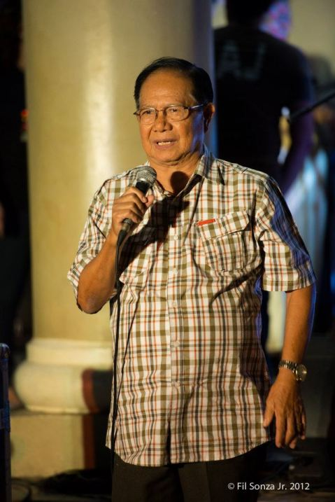 Dr. Juanito M. Acanto CPU President