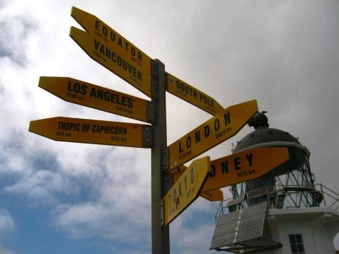 World Destinations by Jade Mark Jarbadan