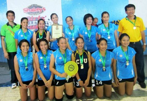 CPU Volleyball Team Girls