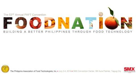 Philippine Assocation of Food Technologists